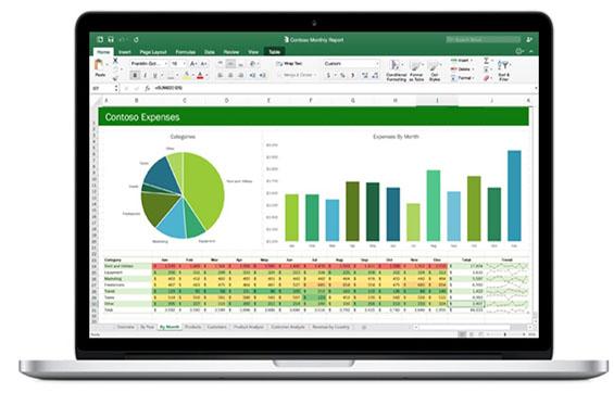 Excel 2016 - Avançado