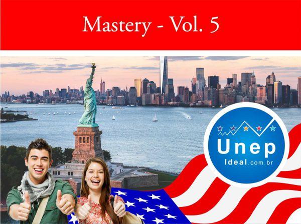 Inglês Avançado Plus: Volume 05: Mastery