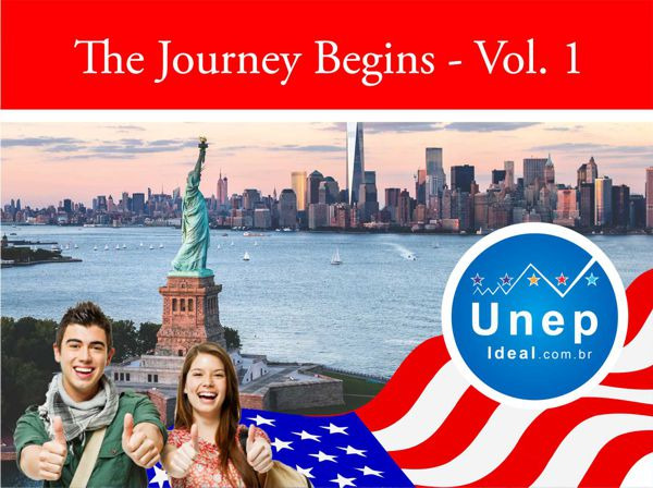 Inglês Básico: Volume 01: The Journey Begins