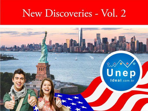 Inglês Pré-intermediário: Volume 02: New Discoveries